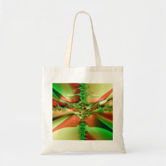 Fractal Crossroads Tote Bag