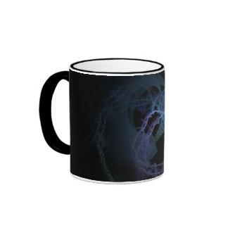 Fractal Cup Coffee Mugs