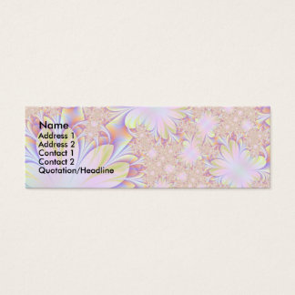Fractal Daisey Profile Card