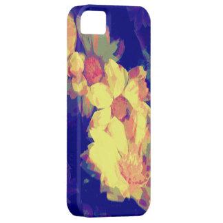 Fractal Daisy iPhone 5 Cases