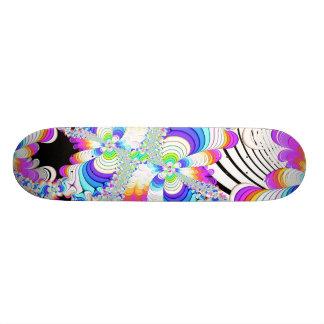 Fractal Daydreams Skateboard