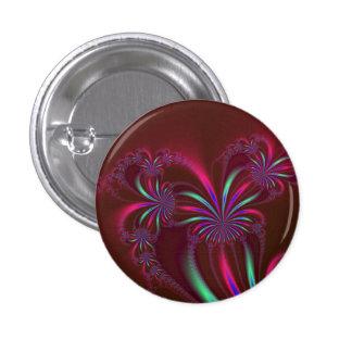 Fractal de la planta de araña en el botón de Borgo Pin