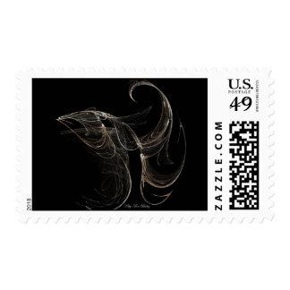 Fractal de los ganchos de pesca de los pescados sellos