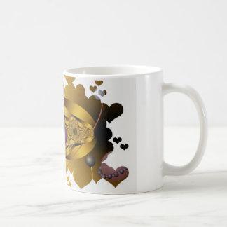 Fractal de oro taza clásica