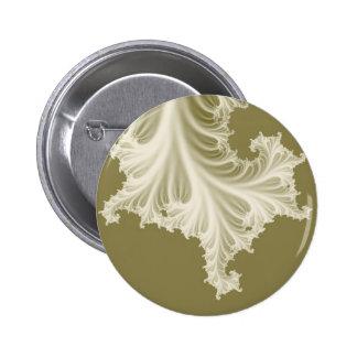 Fractal del efecto 3D del tren del vestido de boda Pin