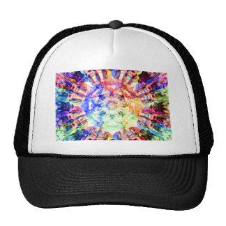 Fractal del espectro gorra