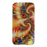 Fractal del espiral 813 de AFS Carcasas Para Galaxy S5