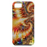 Fractal del espiral 813 de AFS iPhone 5 Case-Mate Cárcasa