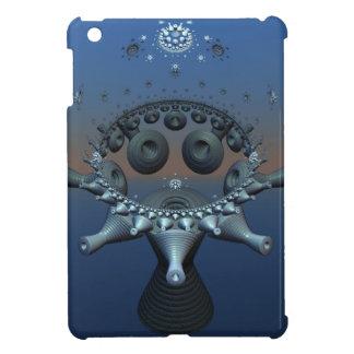 Fractal desconcertado 3D iPad Mini Cobertura
