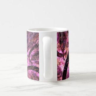 Fractal Design (Demona, Abstract) on Coffee Mug