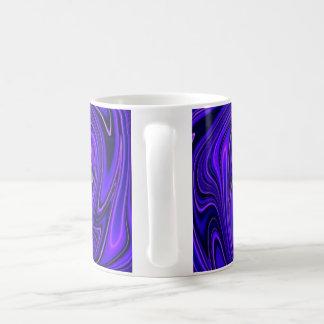 Fractal Design (Fluid Future) on Coffee Mug