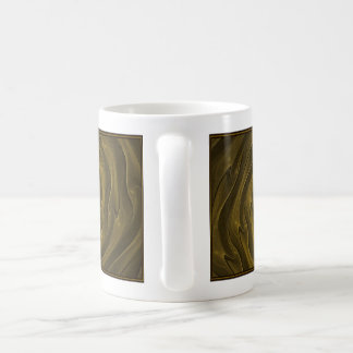 Fractal Design (Gold Amalgam) for Coffee Mug