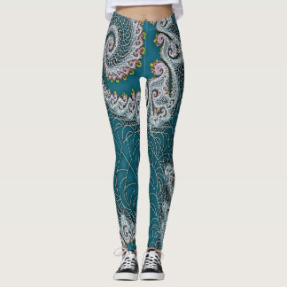 Fractal design leggins leggings