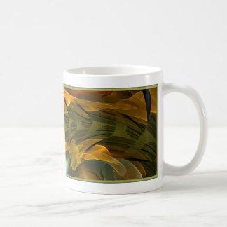 Fractal Design (Migration, Journey) on Coffee Mug
