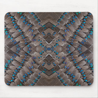 Fractal Design Pheasant Feather Mouse Pad