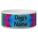 Fractal Doggie Pet Bowl