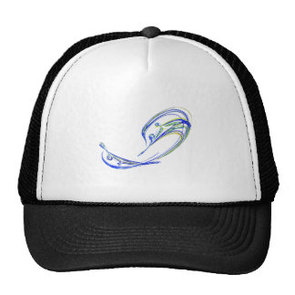 Fractal - Dolphin Hats