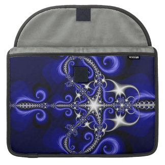 Fractal Domains Starry/Snail Shell MacBook Pro Sleeve