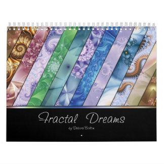 Fractal Dreams 2010 Calendar