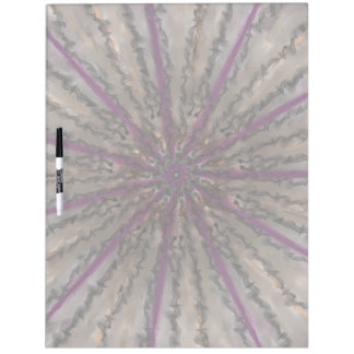 Fractal Dry Erase Board