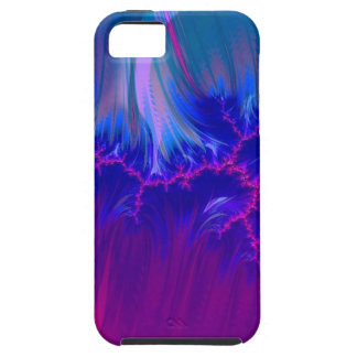 fractal duocolor, blue iPhone 5 covers