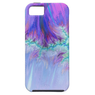 fractal duocolor, pink iPhone 5 covers