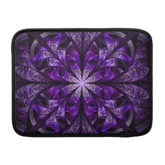 Fractal elegante elegante elegante moderno de la funda  MacBook
