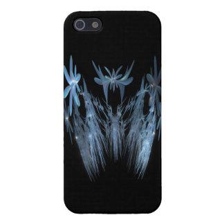 Fractal Elf Flower Cover For iPhone SE/5/5s