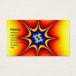 Fractal Emblem - Fractal Art Business Card