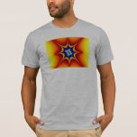 Fractal Emblem - Fractal Art T-Shirt