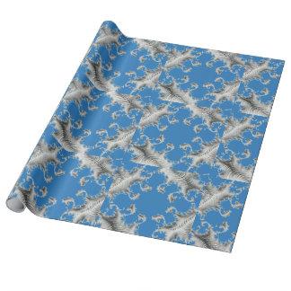 fractal especial 15 papel de regalo