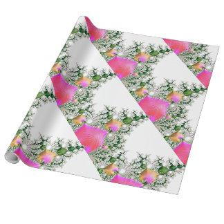 fractal especial 21 papel de regalo