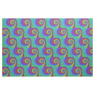 Fractal espiral abstracto + sus ideas telas