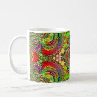 Fractal Explorer Mug mug