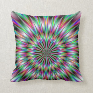 Fractal Explosion American MoJo Pillows