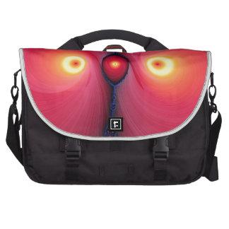 Fractal Eyes Laptop Bag