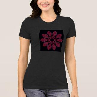 Fractal (Fall Blossom-3 ZXK) Women's T-Shirt