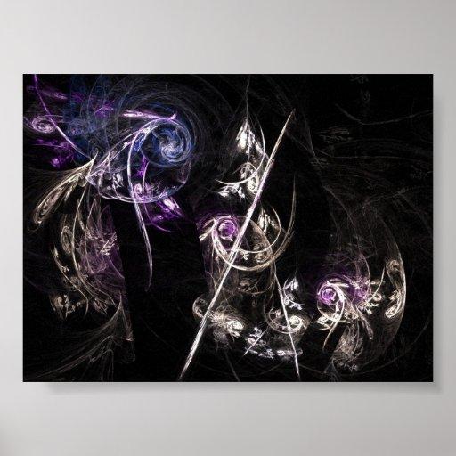 fractal-Filigree poster