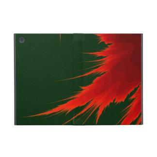 Fractal Flame Cover For iPad Mini