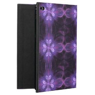 Fractal floral púrpura