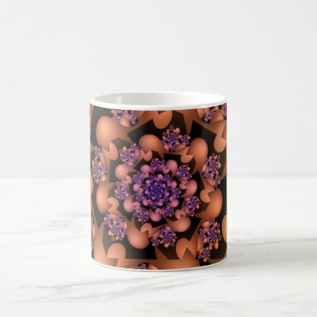 Fractal Florescence Coffee Mug