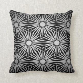 Fractal Flower design Pillow