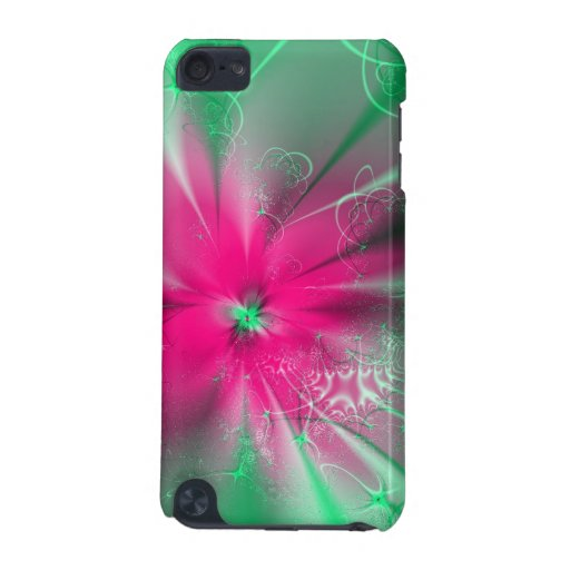 Fractal flower iPod touch (5th generation) cover