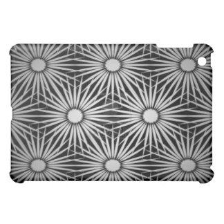 Fractal Flower Pattern iPad Mini Cases