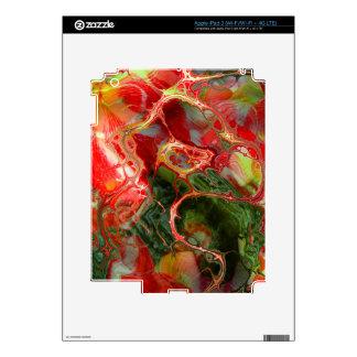 fractal flower (SF) Skin For iPad 3
