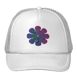 Fractal Flower Trucker Hat