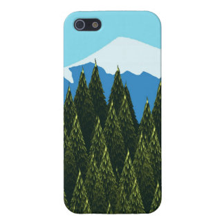 Fractal Forest iPhone SE/5/5s Cover