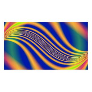 fractal frecuencia intermedia 167 tarjetas de negocios
