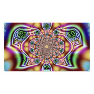 fractal frecuencia intermedia 210 tarjeta de visita