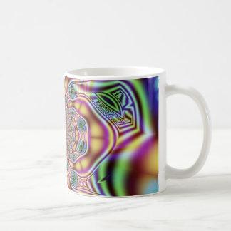 fractal frecuencia intermedia 210 taza de café